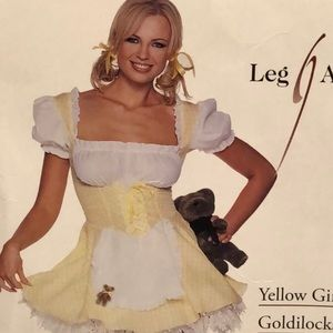 Leg Avenue Goldilocks Costume